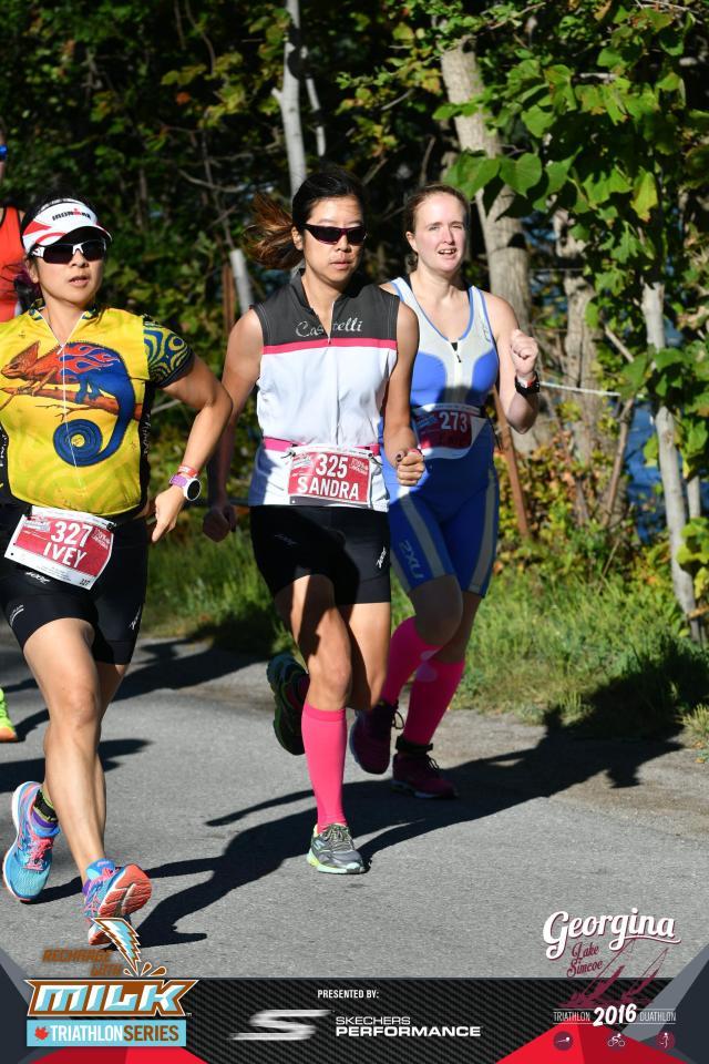 2016-09-11 | 2016 MultiSport Georgina Triathlon